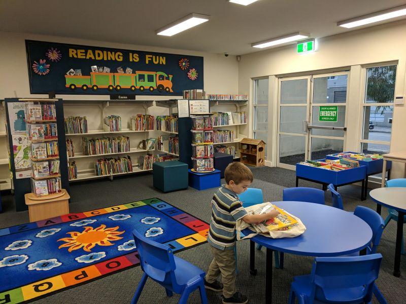 Ermington Branch Library