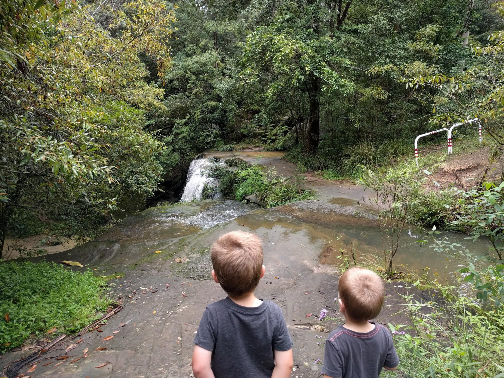 Balaka Falls Hunts Creek Reserve