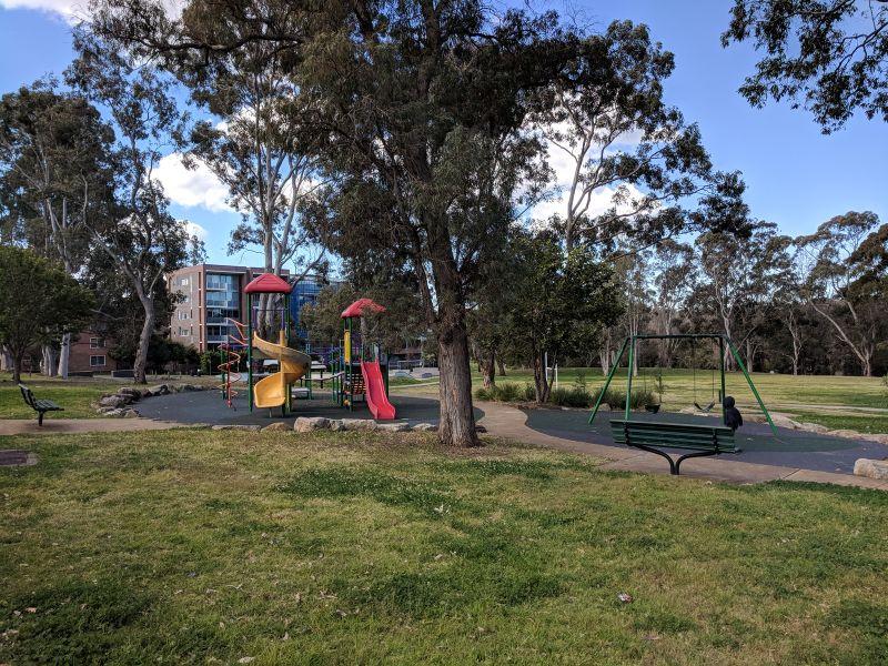 Sturt Park Telopea
