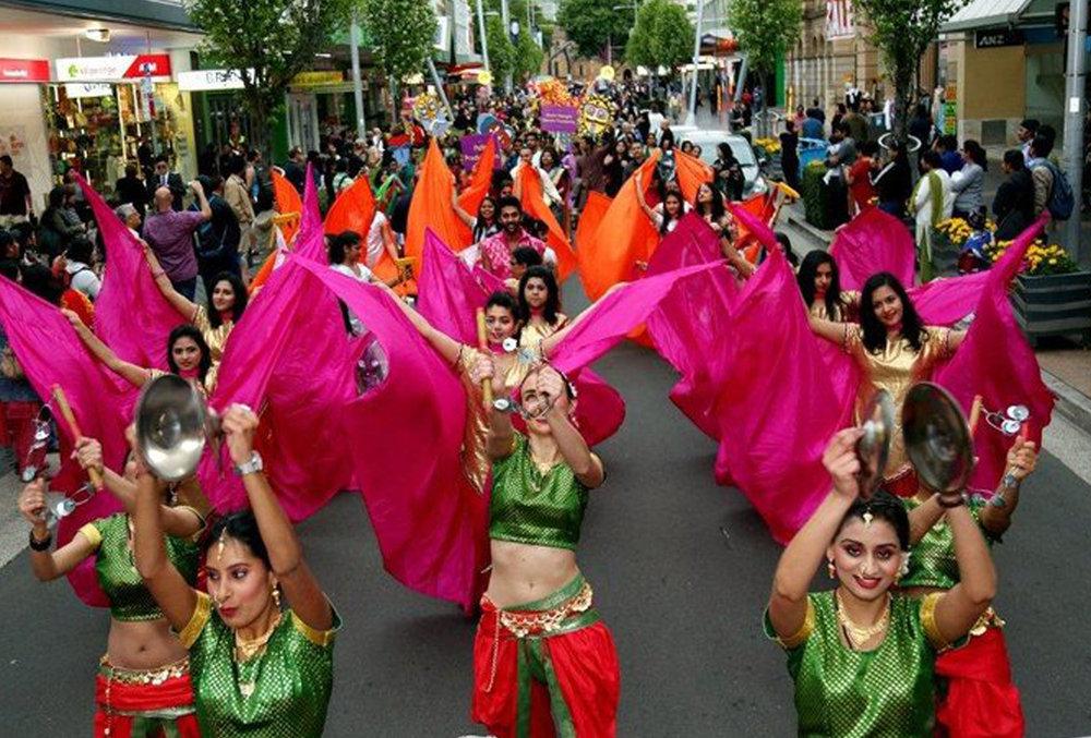 Parramasala Welcome Parade