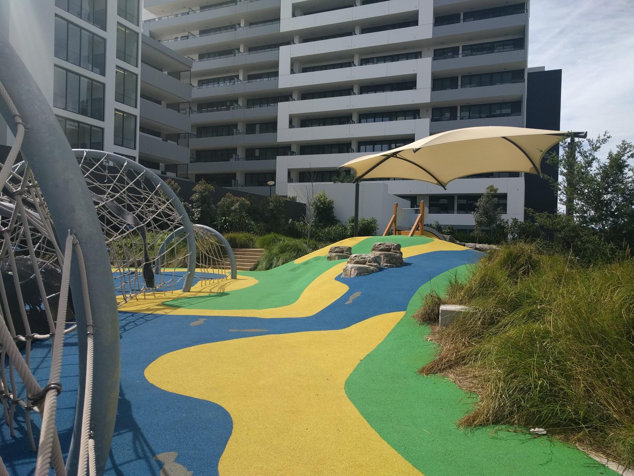 Phoenix Park Rhodes Top Autumn Playgrounds