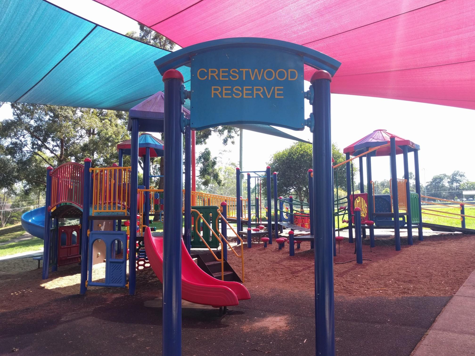 Crestwood Reserve