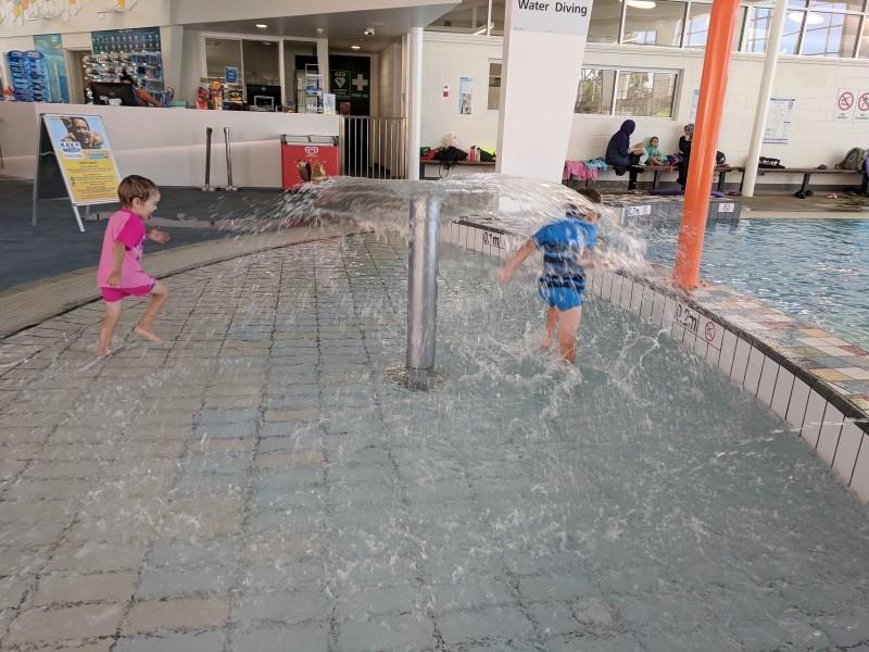 Auburn Ruth Everuss Aquatic Centre Lidcombe