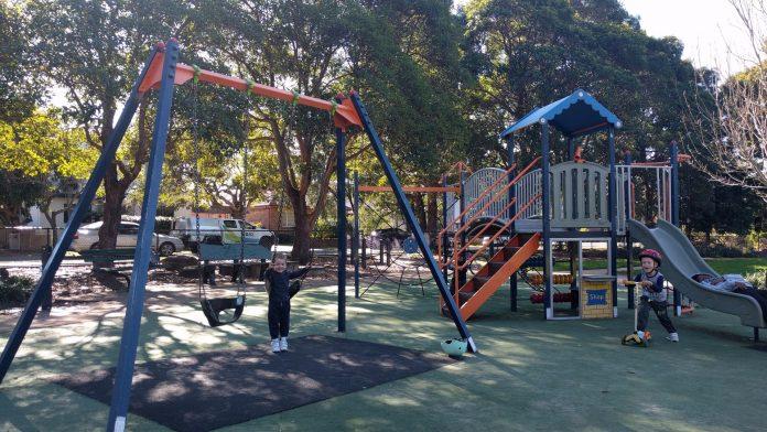 Willsford Homes Playground