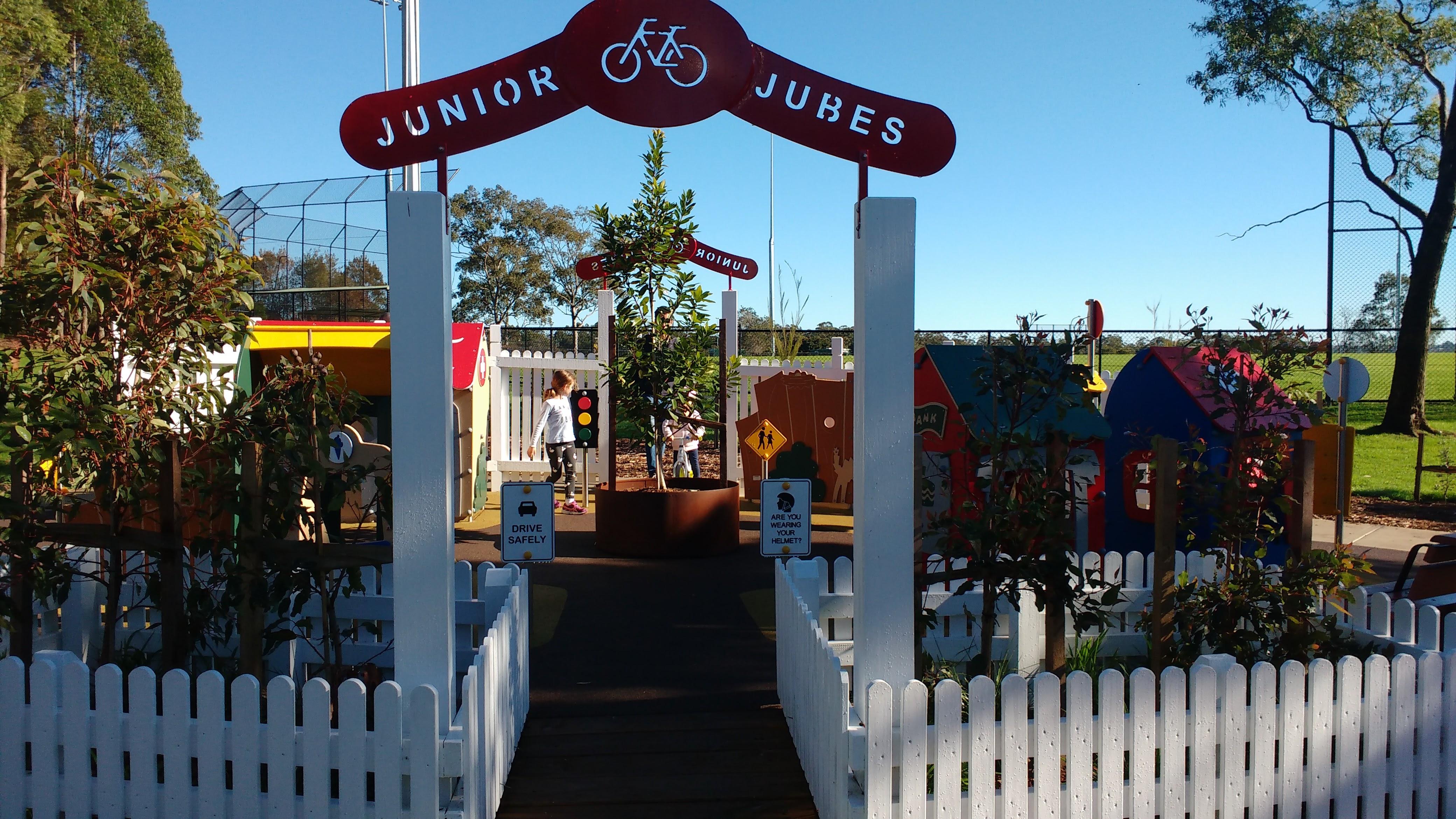 Golden Jubilee Field Playground