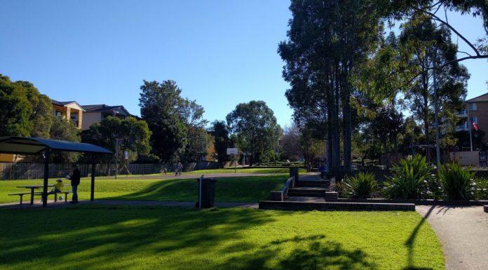 Sherwin Park North Parramatta