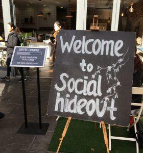 Social Hideout Cafe Review