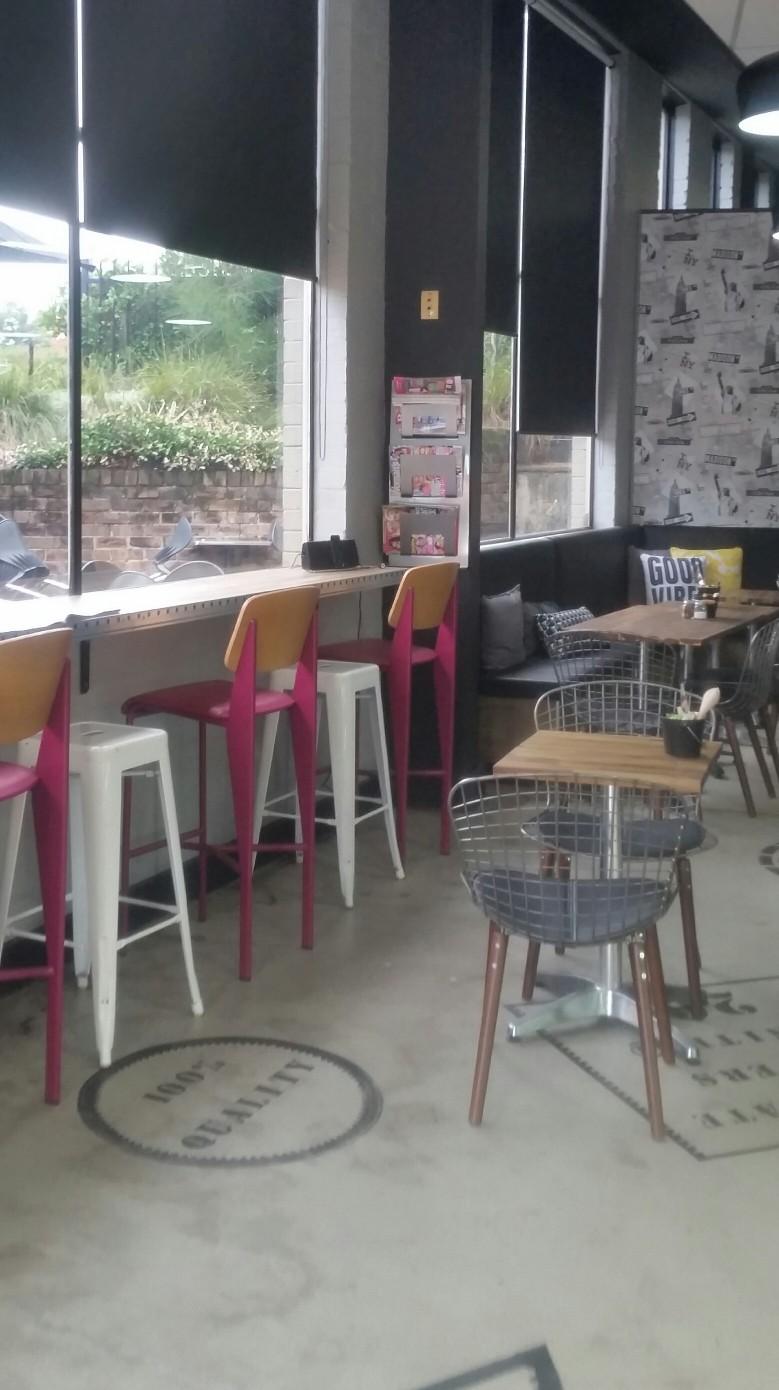 Cocoa Rush Chocolate Shop & Cafe