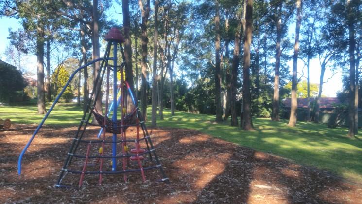 Douglass Avenue Reserve