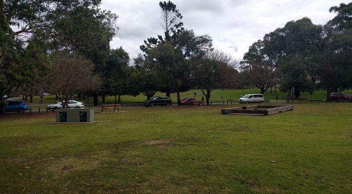Pavilion Flat PlaygroundParramatta Park