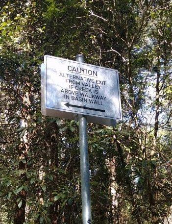 North Rocks Dam Bidjigal Reserve