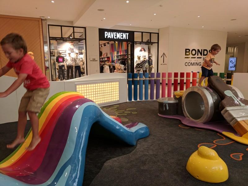 Macquarie Centre play area
