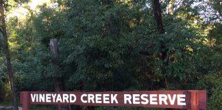 Vineyard Creek Reserve