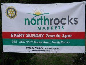 Rotary Markets North Rocks Markets