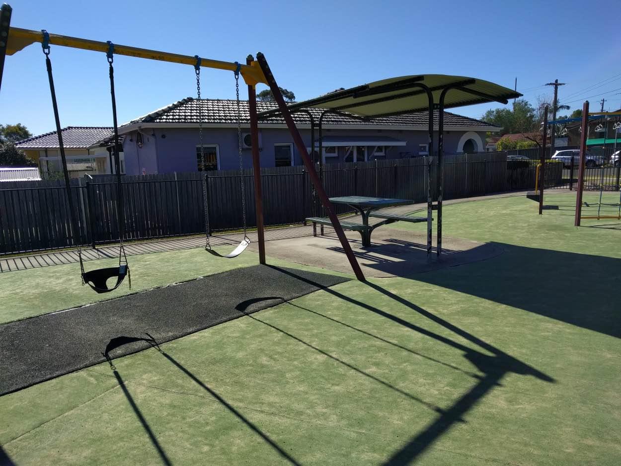 w.r. musto playground parramatta fenced best playgrounds in parramatta