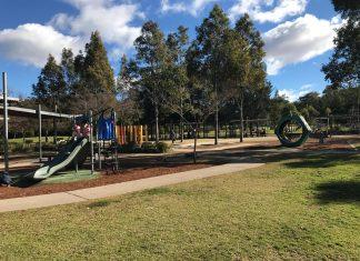 Plough and Harrow East Playground Western Sydney Parklands