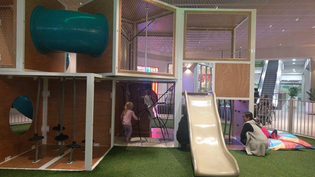 Top Ryde City Shopping Centre play area