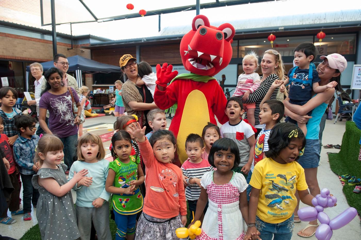 Riverside Theatres Spot On Children's Festival