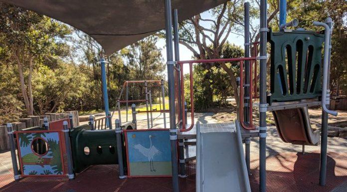 Concord West Playground Bicentennial Park