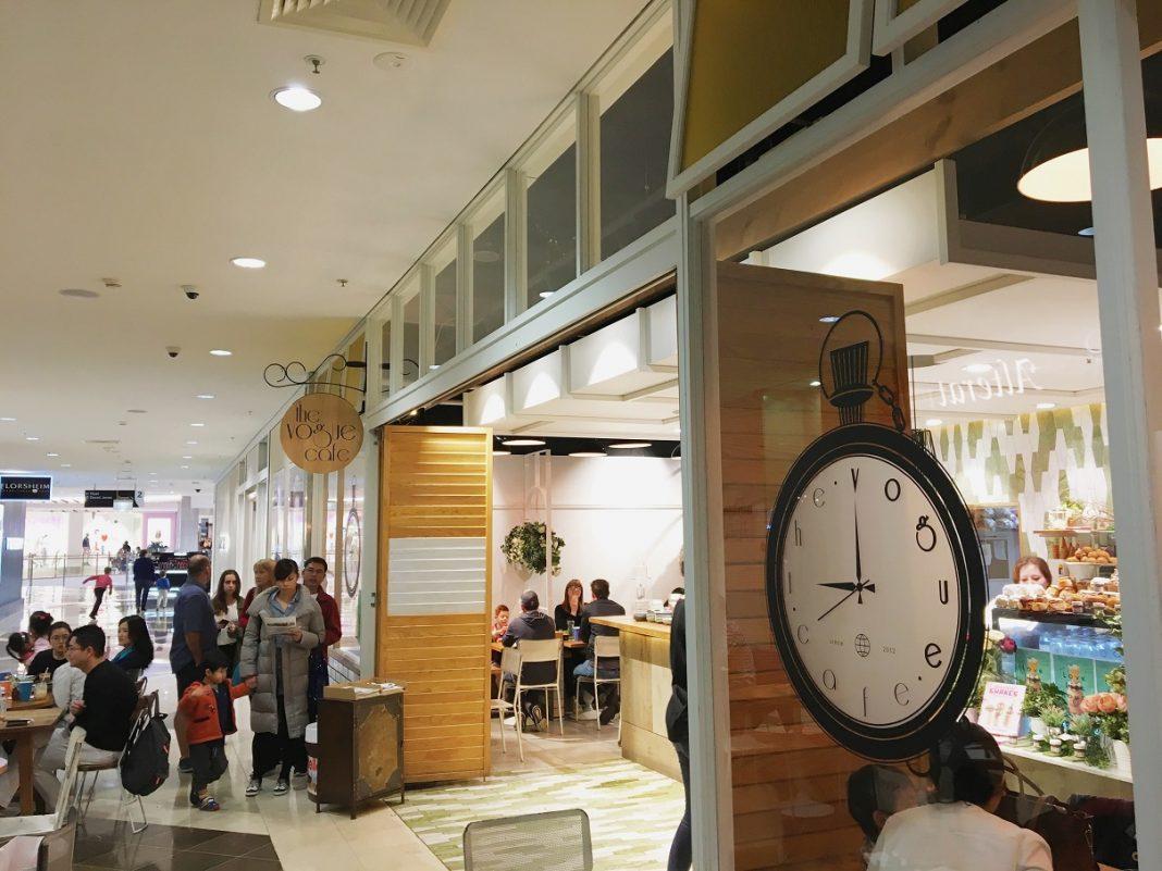 The Vogue Cafe