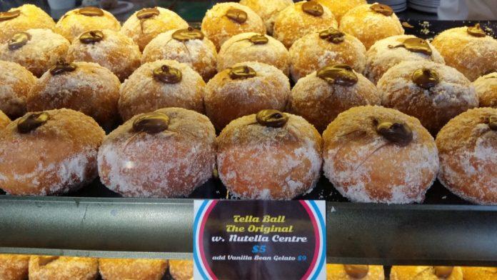 Tella Balls Dessert Bar