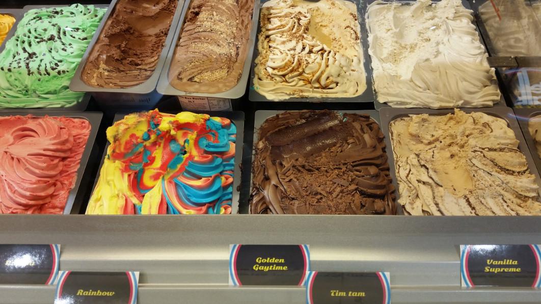 Tella Balls Dessert Bar   Top Ryde City Shopping Centre ...