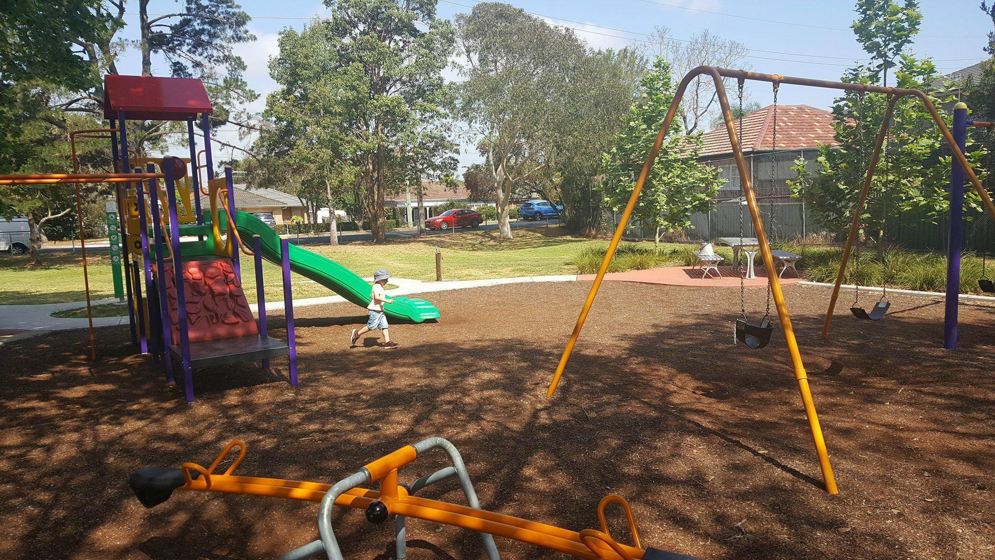 Watts Park