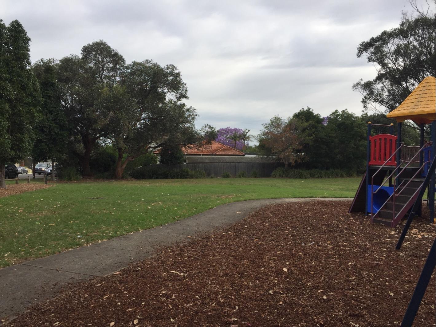 Hughes Avenue Reserve Ermington