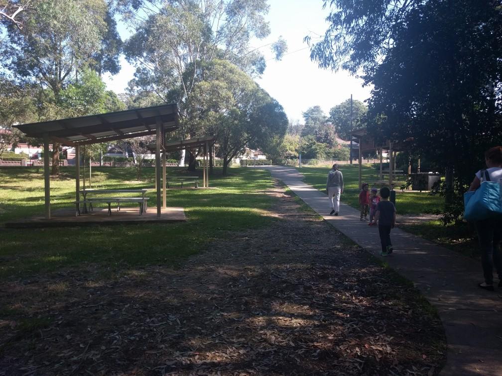 Darvall Park Denistone