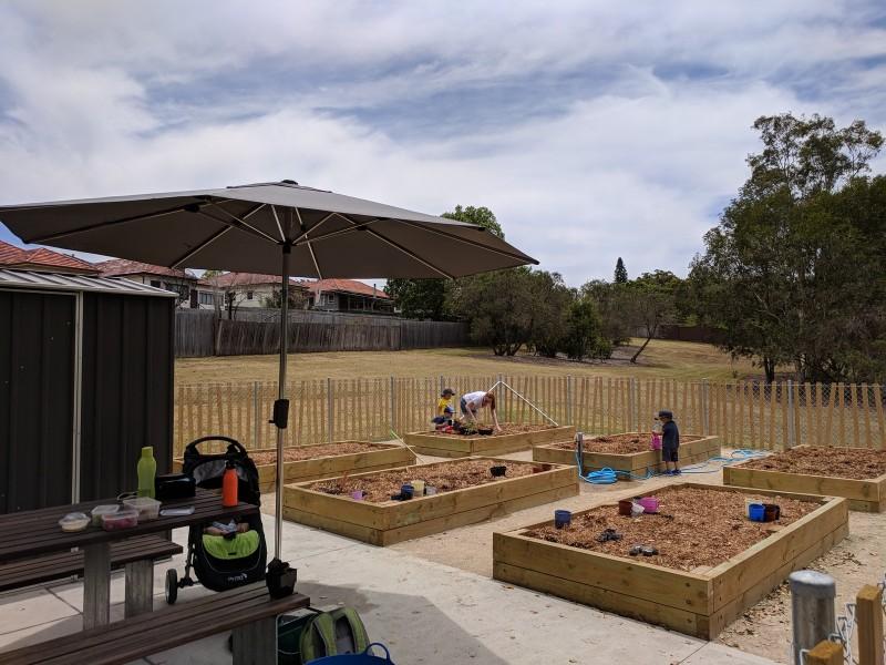 Bruce Miller Reserve Community Garden
