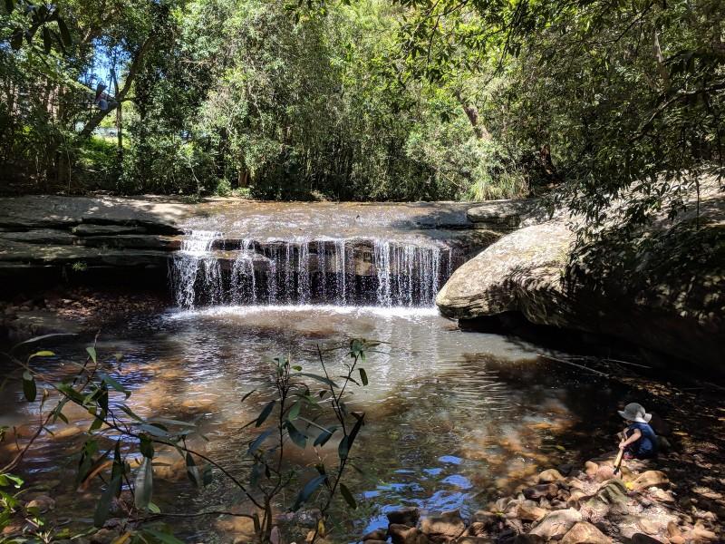 Terrys Creek Epping