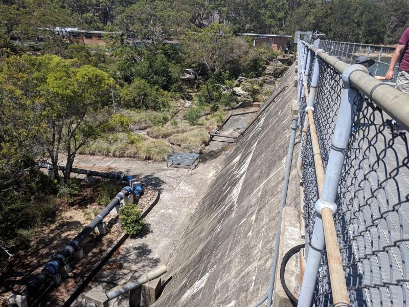 Manly Dam