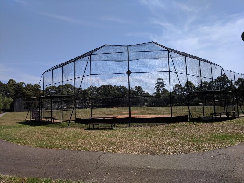 Pioneer Park Marsfield