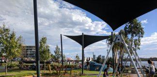 Rhodes Foreshore Park