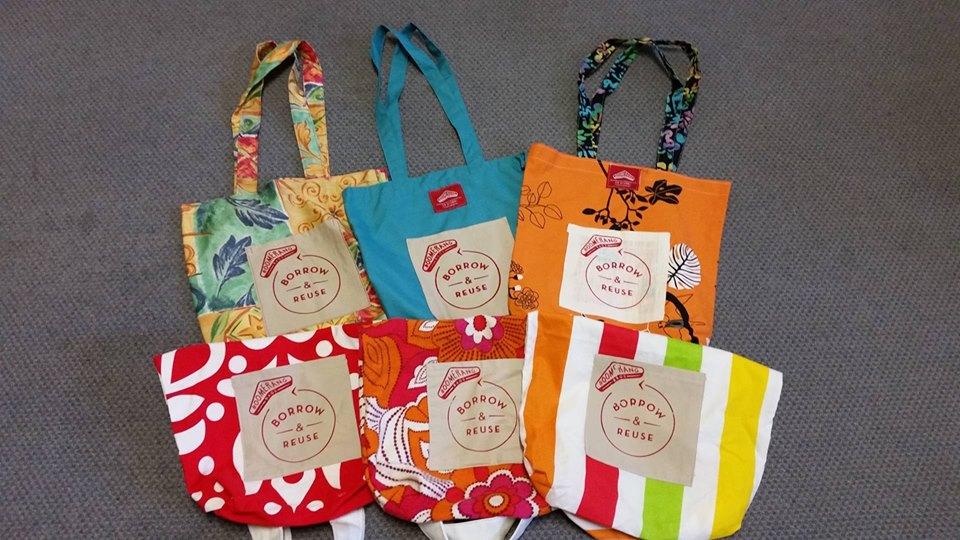 CCA Boomerang Bags