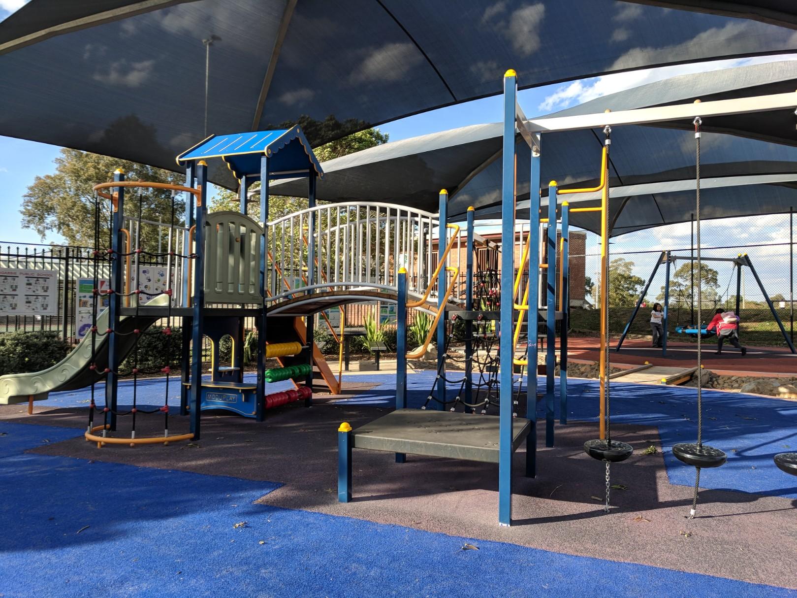 Binalong Park Old Toongabbie