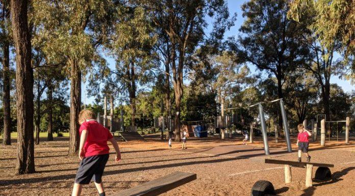 Fairfield Adventure Park