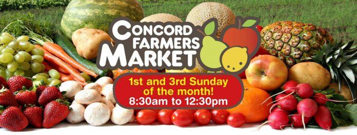 Concord Farmers Market