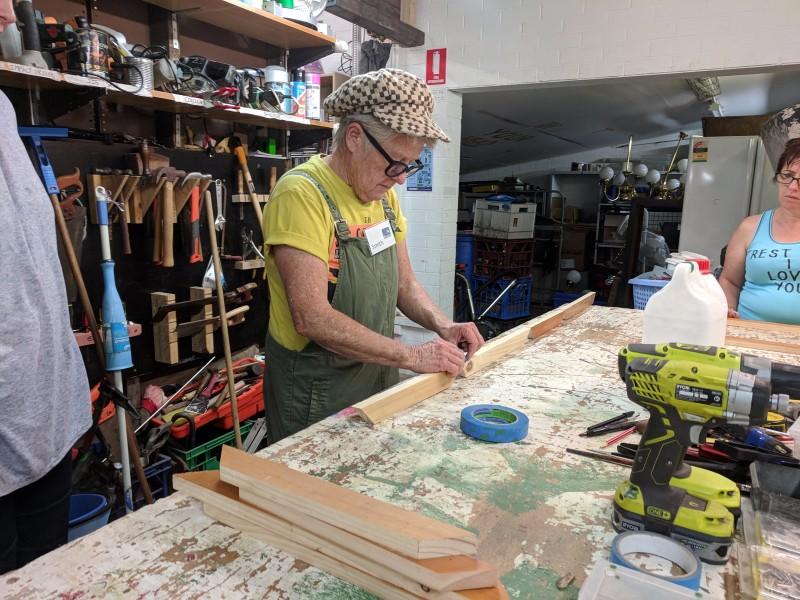 Parramatta Women's Shed The Bower