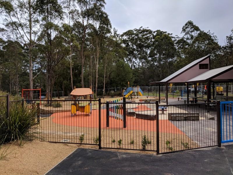 Bicentennial Park West Pymble