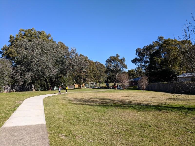 Peel Park Gladesville