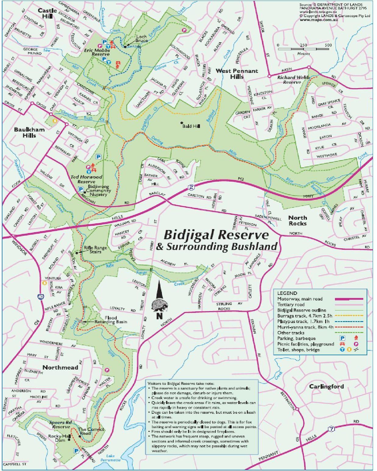 Bidjigal Reserve Hazel Ryan Oval