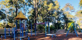 Bruce Cole Reserve Winston Hills