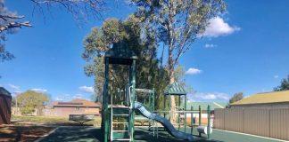 Ambrose Hallen Park Toongabbie
