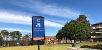 Cox Park Carlingford