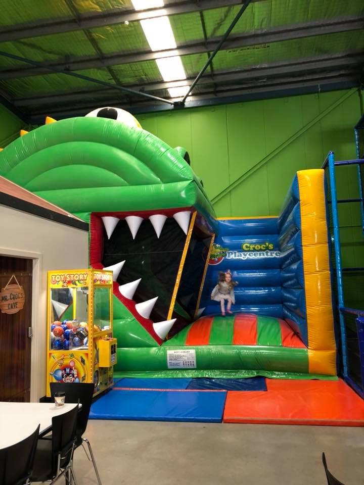 Crocs Playcentre Castle Hill
