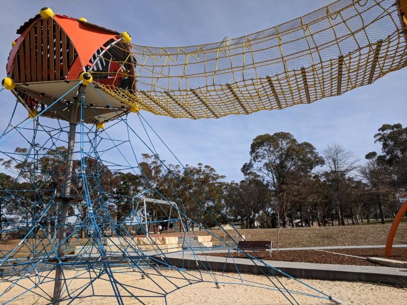 Victoria Park Adventure Playground Goulburn