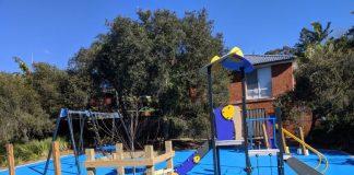 Melbourne Road Reserve Winston Hills