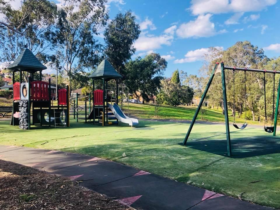 Palestine Park Winston Hills
