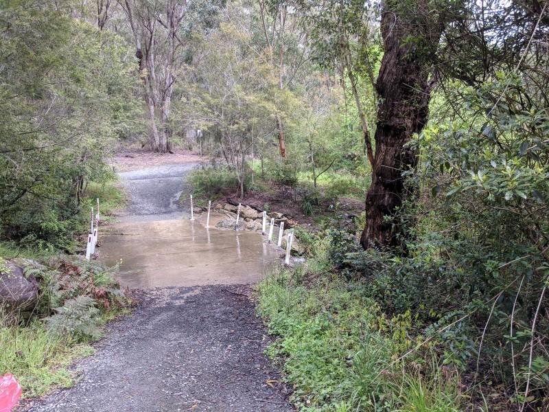 Richard Webb Reserve - Murri Yanna Track